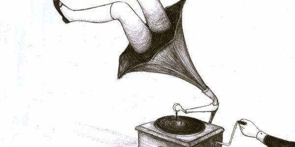 grammofono sfondo
